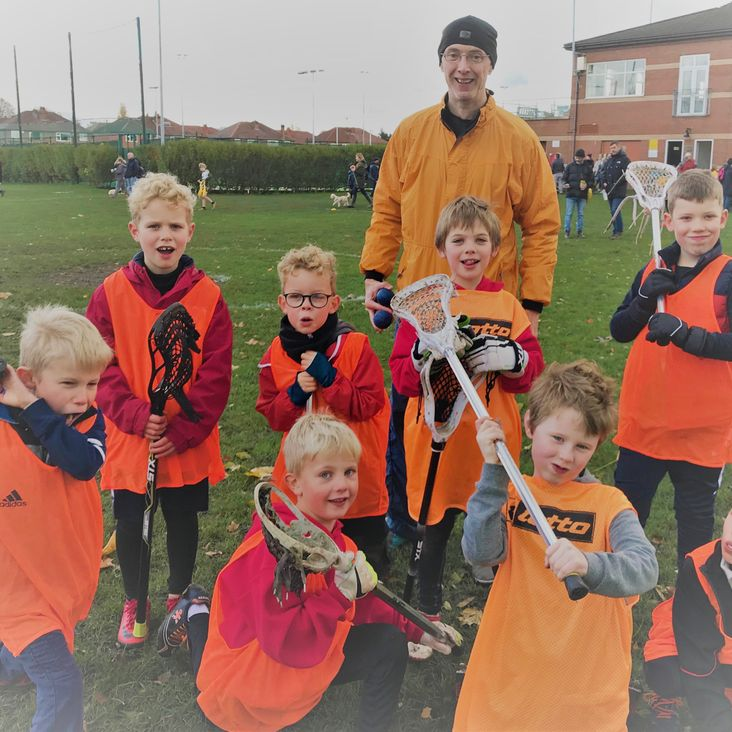 Well done to our Under 8s at Heaton Mersey<