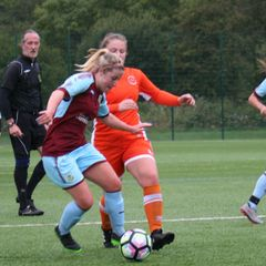 Burnley FC Ladies v Blackpool Ladies FC