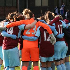 Burnley FC Ladies v Alnwick Town Ladies