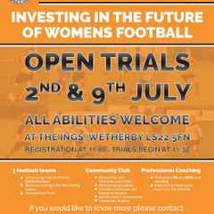 Wetherby Trials 2016