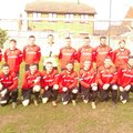 1st team lose to Denaby United 5 - 3