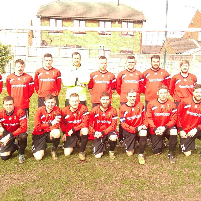 1st team lose to Grimethorpe Sports 3 - 1