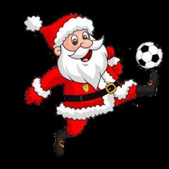 FOOTBALL COACHING FUN DAY CHRISTMAS DROP 'N' SHOP
