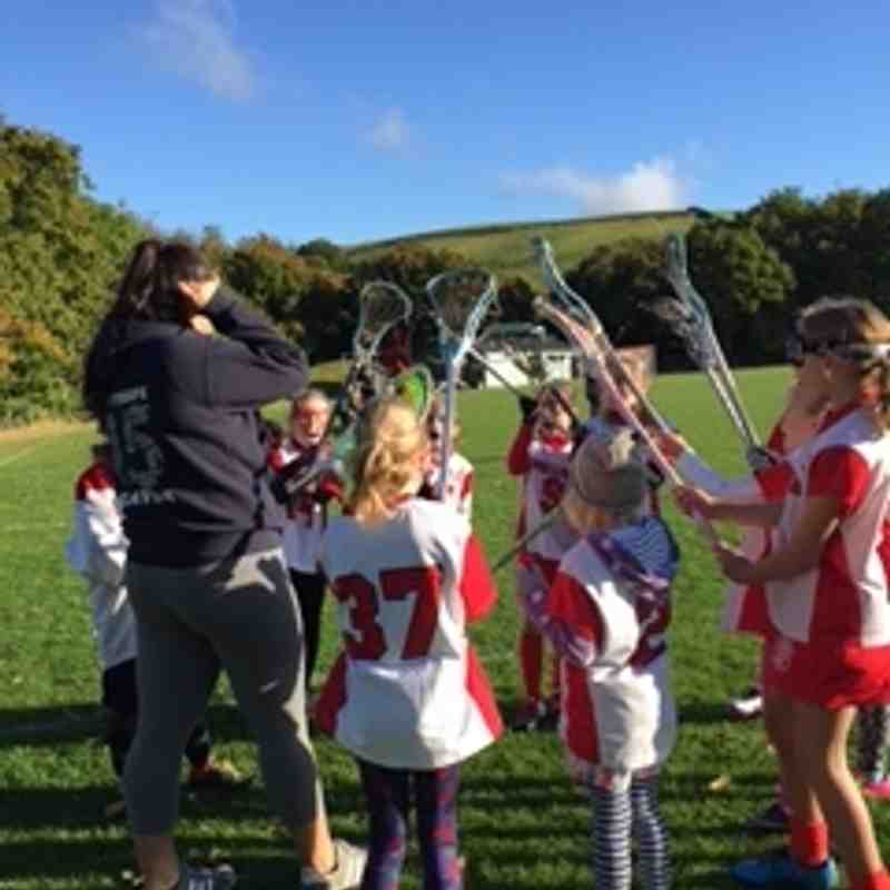 Girls U11 v Cheadle  - Sun 23 Oct 2016