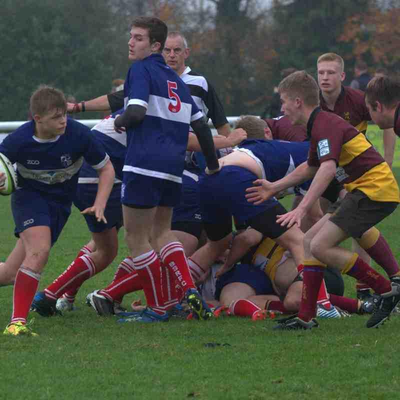 BSRFC v Ampthill Under 17 A's