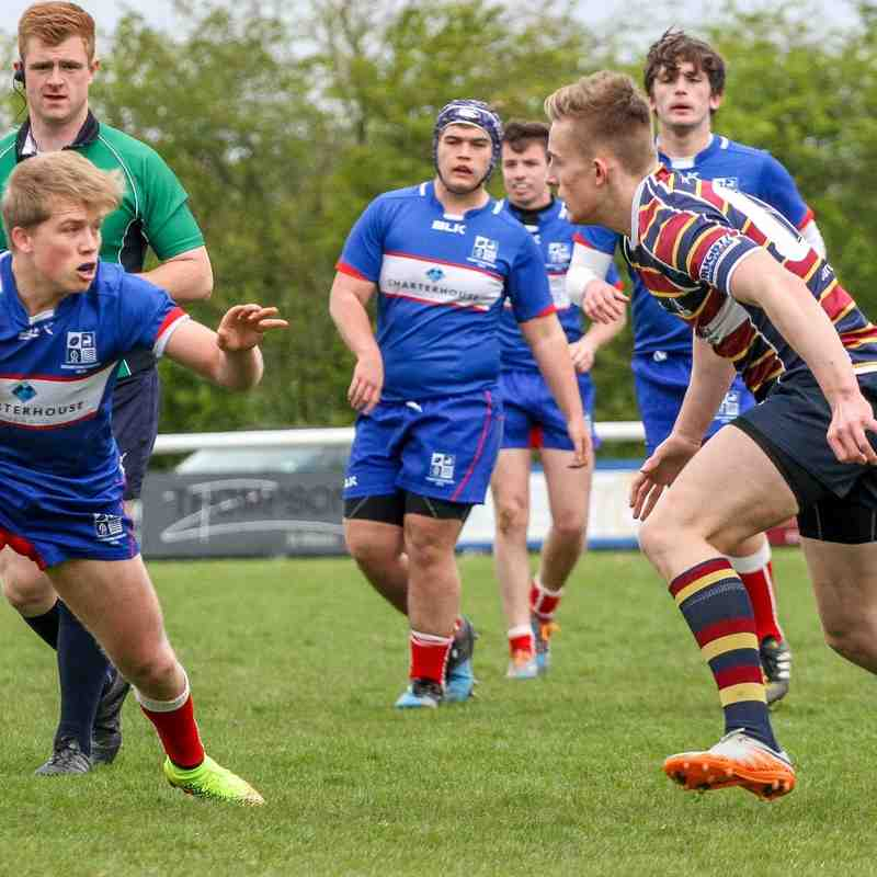 OAs V BSRFC Colts County Cup Final 2016  (15-17)