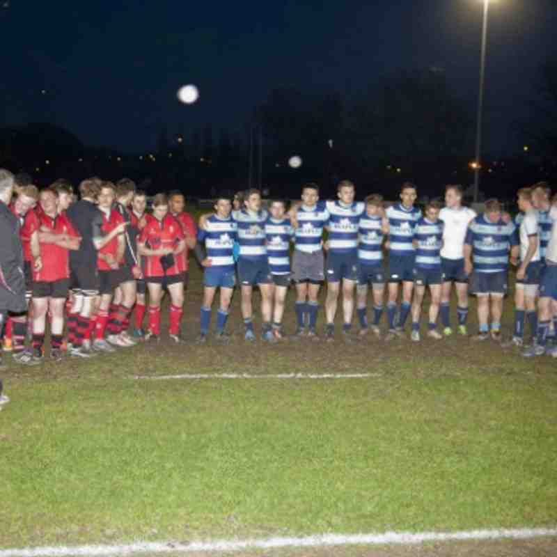 Walsall Colts v DK Colts 2.5.13