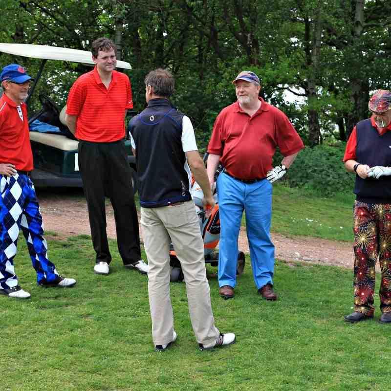 DK Golf Day 13.5.2016
