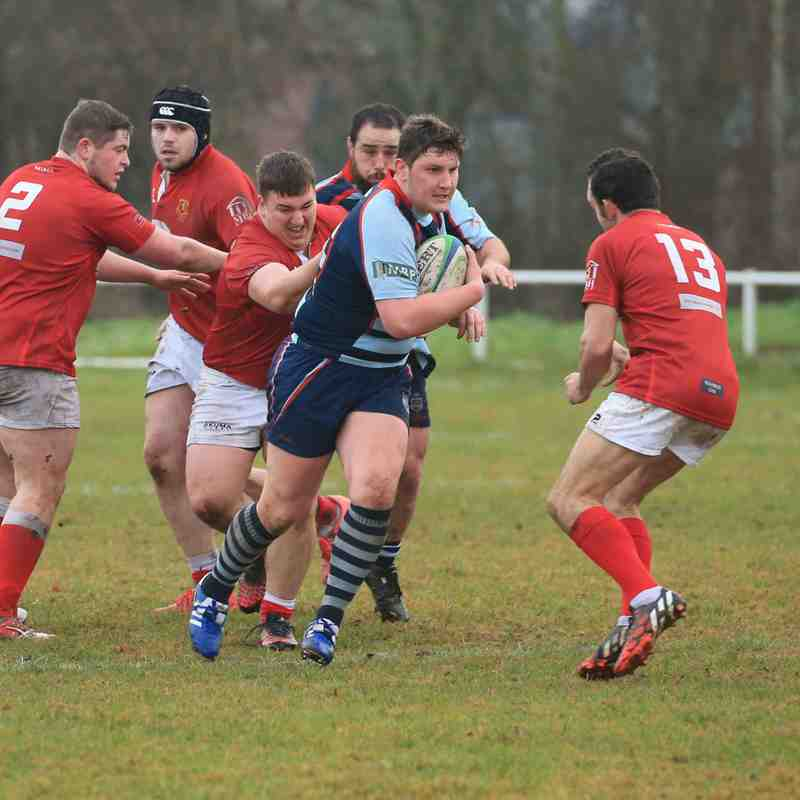 Whitchurch v DKRFC 17.12.2016