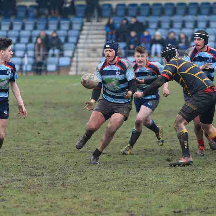 North Midlands Junior Finals and Other Rugby Events