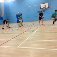 Indoor Touch Training 2013