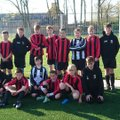 Standish Panthers Under 13s A 2 - 2 Walshaw Sports Club u13s