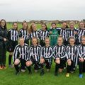 U15 Girls beat Woodbank 1 - 0