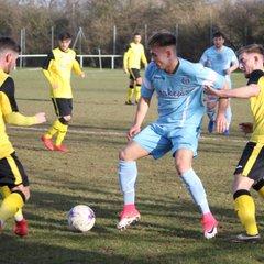 Coventry Alvis v Studley MFL1 Feb 2018