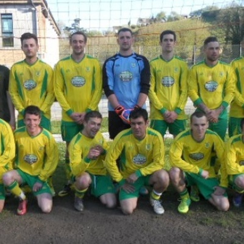 Mevagissey  lose to Lamerton Community FC 5 - 2
