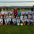 Under 13 Sunday lose to Banwell Juniors 0 - 1
