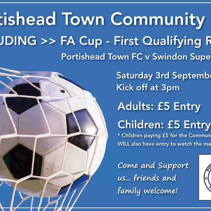 Club Community Day - 3 September
