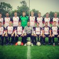 1st Team lose to Calne Town 5 - 0