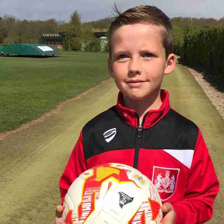 Bristol City honour Ben