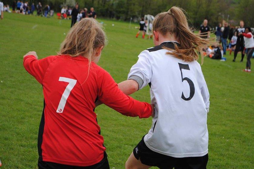 Girls Tournament at Bristol Road