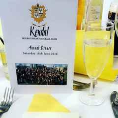 Annual Club Dinner Celebrations