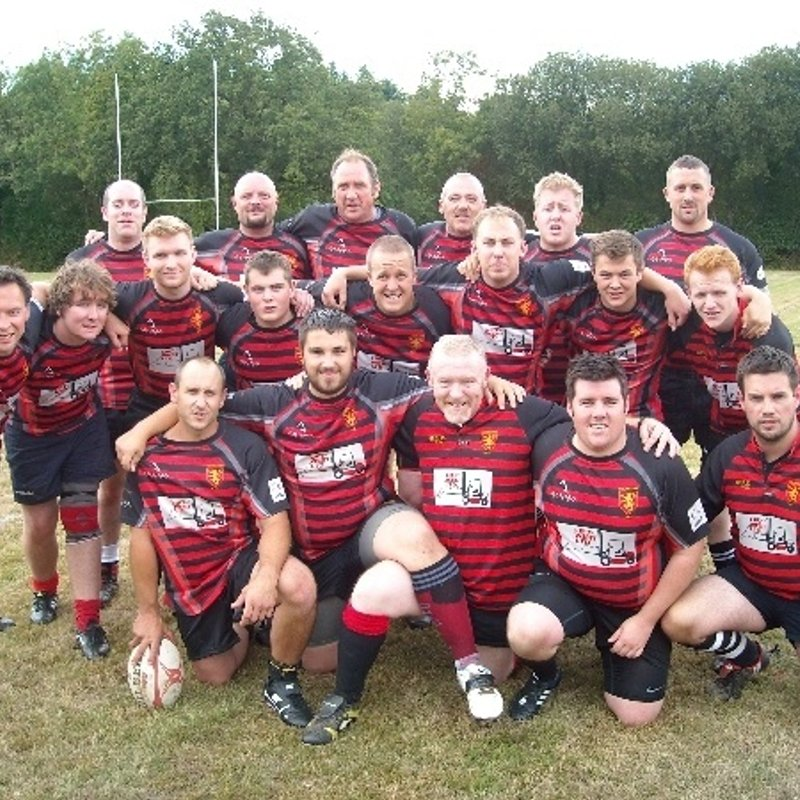 2nd  XV lose to Wincanton