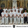 Kent U15 Girls (t20) 72/2 - 70 Surrey U15 Girls
