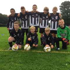 Welcome to Walshaw Sports Club U10s A team for the 2015-16 season