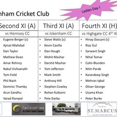Twickenham Cricket Club images