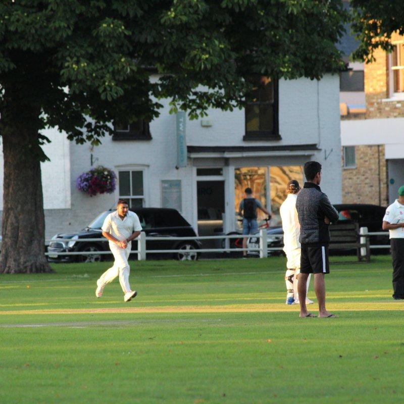 A mystery Twickenham CC cricketer