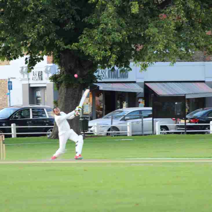 5ths come off second best against Lohana - Match Report