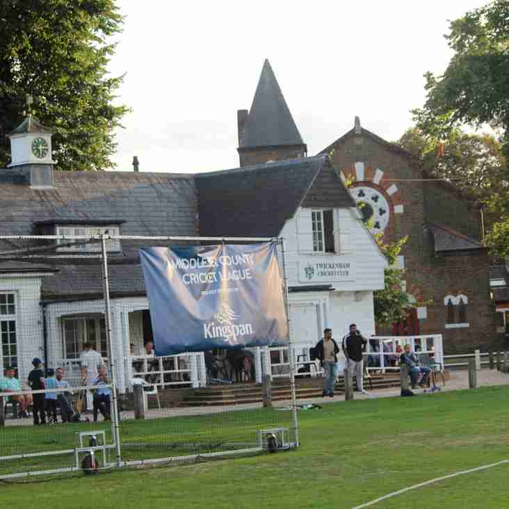 Twickenham CC Wins National Lottery Funding