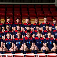 Scotland U16 Reds 2017