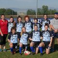 4 Girls from the Balfron/Endrick Italy Touring side selected for Scotland U18 Futures training Group