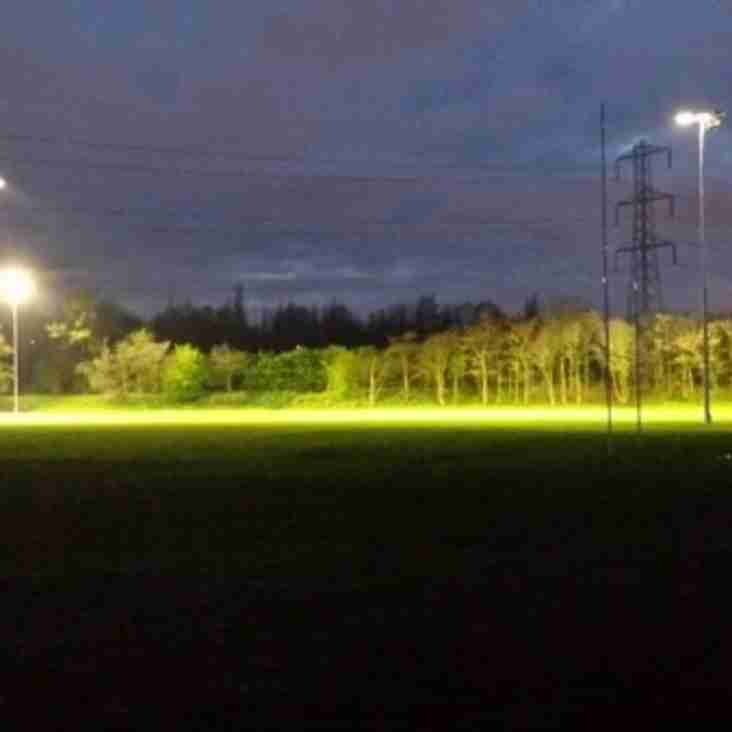 Floodlights & Drainage - we need your help