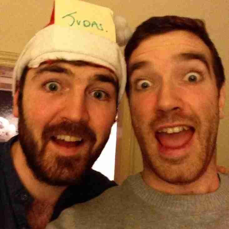 Player Spotlight: James Hennigan and Rob Naughton!