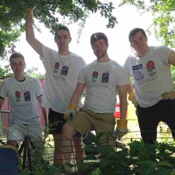 Natwest RugbyForce Working Party
