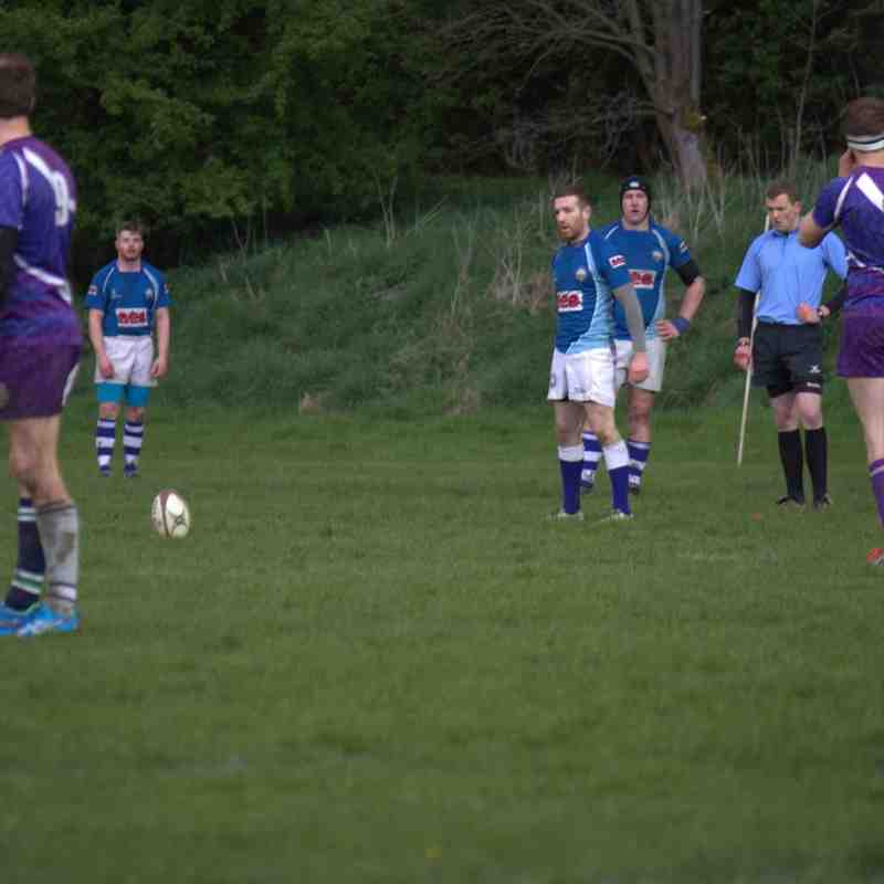 Old Bedians v Liverpool Uni Vets - 27 April 2016