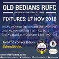 1st XV beat Oxton Parkonians 72 - 3