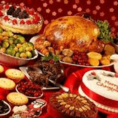 Childrens Christmas Lunch