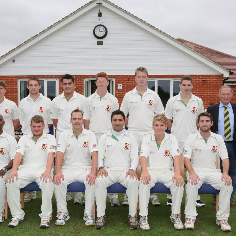 Wargrave CC - Under 19 92/7 - 88/7 Peppard Stoke Row CC - Under 19
