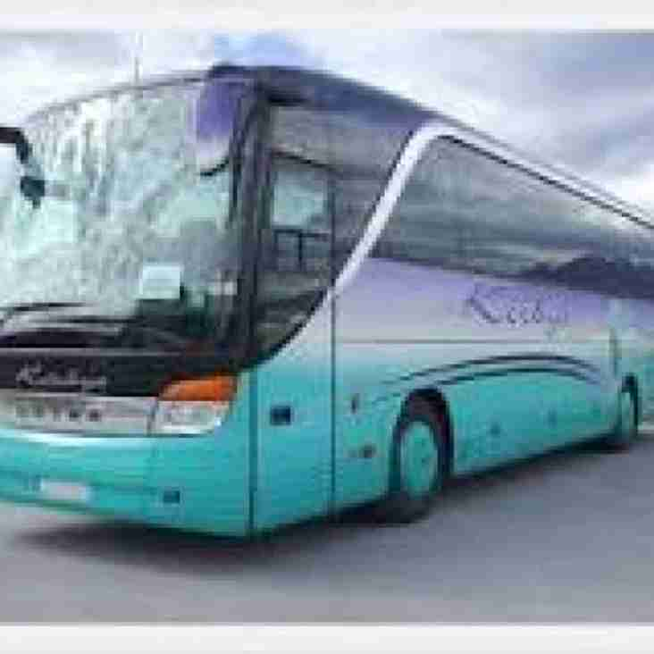 COACH TO DEREHAM SATURDAY 6th SEPTEMBER