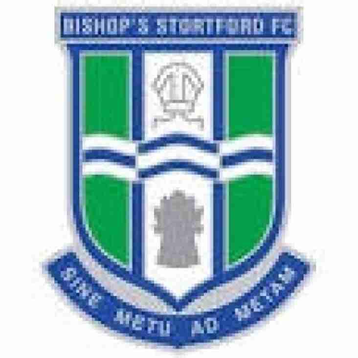 First pre season match this Saturday against Skrill South Bishop Stortford