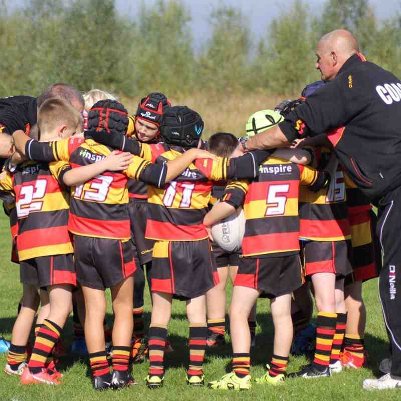 Pilkington Recs v Oldham st Anne's U7s
