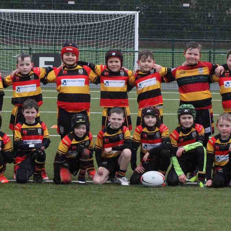 Pilkington Recs v Chorley Panthers U8'S