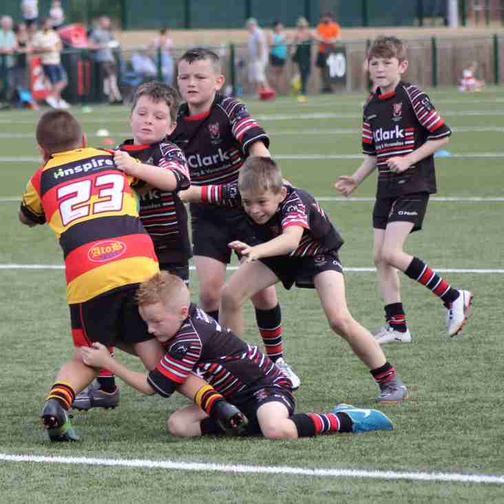 Youth Rugby is back!