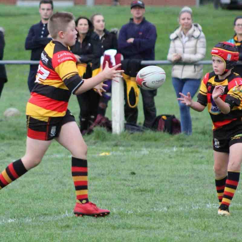 Pilkington Recs v Wigan St Jude's Golds U9s