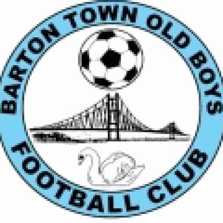 Cleethorpes Town 6-1 Barton Town Old Boys