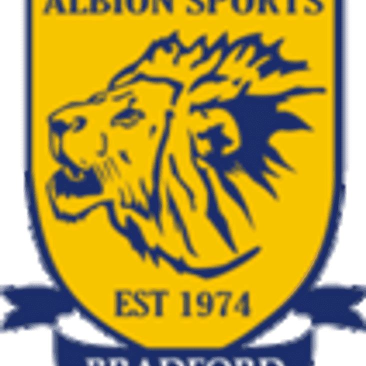 Cleethorpes Town 0-3 Albion Sports