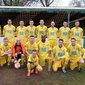 1st Team beat Abingdon Town 1 - 2
